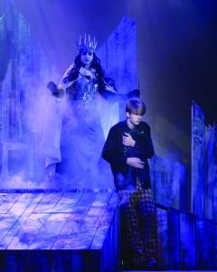 snow queen and kai