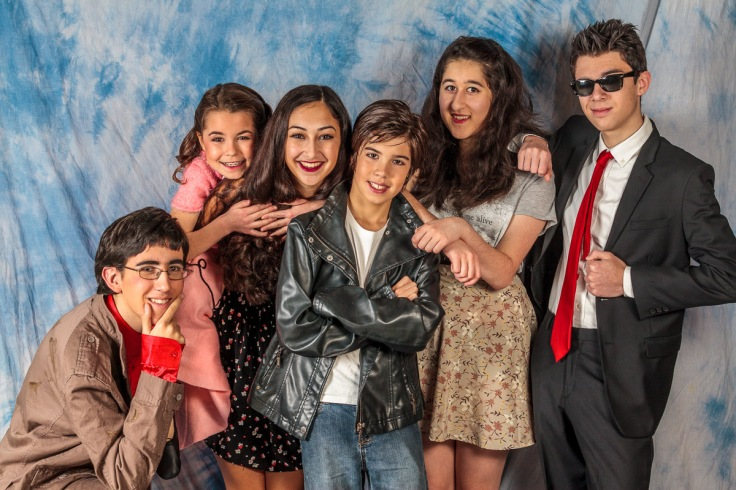 Twinsburg Youth & Community Theatre - At the Corner of Broadway