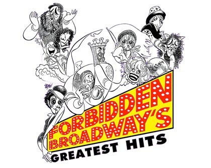 forbidden broadway official